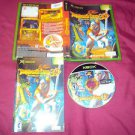 DRAGON'S LAIR 3D RETURN TO THE LAIR XBOX DISC MANUAL  CASE & ART VERY GOOD