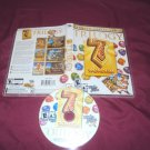 7 WONDERS TRILOGY PC DISC ART & CASE VG TO NEAR MINT SHIPS SAME DAY OR NEXT