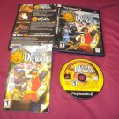 LEGEND Of The DRAGON PlayStation 2 PS2 *** PS3 DISC MANUAL ART & CASE VG TO NRMN