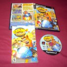 CRASH NITRO KART PlayStation 2 PS2 *** PS3 DISC MANUAL ART & CASE GOOD TO VG