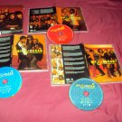 8th and OCEAN The COMPLETE FIRST SEASON 1 DVD 3 DISCS BOX ART CASES & ART NRMNT