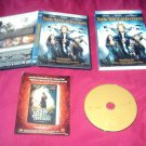 SNOW WHITE And The HUNTSMAN EXTENDED EDITION DVD 2012 DISC BOX ART CASE & ART NM