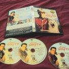 DUE SOUTH SEASON THREE 3 DVD 2011 3 DISCS CASE & ART NEAR MINT SHIP SAME DAY/NXT