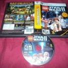 LEGO STAR WARS II The Original Trilogy PC DISC ART & CASE NRMNT SHIP SAME DAY/NX