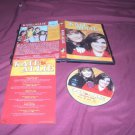 KATE & ALLIE SEASON ONE 1 DVD DISC INSERT ART & CASE NEAR MINT TO VERY GOOD