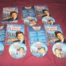 HAWAII FIVE-O COMPLETE THIRD SEASON 3 DVD 6 DISCS BOX ART CASES & ART NEAR MINT