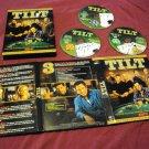 TILT The COMPLETE FIRST SEASON 1 DVD 3 DISCS BOX ART & ART CASE VG TO NEAR MINT