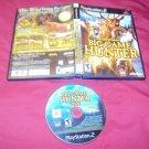 CABELA'S BIG GAME HUNTER PLAYSTATION 2 PS2 ***PS3 DISC ART & CASE VG TO GOOD