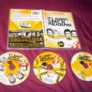IT'S ALWAYS SUNNY IN PHILADELPHIA THE COMPLETE SEASON 3 THREE THIRD DVD 3 DISCS