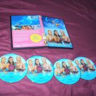 H2O JUST ADD WATER The Complete Season 2 DVD 4 DISCS ART & CASE NEAR MINT