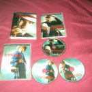 JUSTIFIED The Complete Second Season DVD 3 DISCS BOX ART CASES & ART NRMNT TO VG