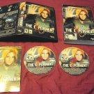 THE EXPERIMENT PC Secrets, Surveillance, Survival 2 DISCS MANUAL ART & CASE VG