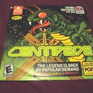 CENTIPEDE PC TACO BELL PROMO FULL GAME + PONG NEW & SEALED 3 LEVELS DIFFICULTY