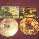 PRINCE of PERSIA 3D PC DISCS ART & CD CASE GOOD TO VERY GOOD SHIP SAME DAY / NXT