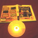 FALLOUT COLLECTION PC DVD Fallout 1 & 2 + Tactics DISC ART & CASE GOOD TO VG