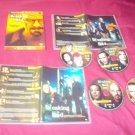 BREAKING BAD The COMPLETE FOURTH SEASON 4 DVD 4 DISCS BOX ART CASES & ART NRMNT
