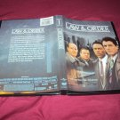 Law & Order COMPLETE FIRST YEAR 1 ONE 6 DISCS NEW NOT SEALED SHIP SAME DAY / NXT