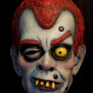 RockaBilly Zombie Rocker Undead Shock-A-Billy Halloween Mask Walking Dead Classic Rock n Roll