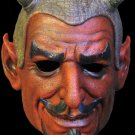 Asmodeus Arch-Devil Duke of Hell Evil Demon Overlord Ol Scratch Handsome Devil Scary Halloween Mask
