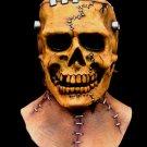 Frankenskull Frankenstein Skull Monster Gotcha Halloween Concepts Officially Licensed Collector Mask