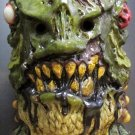Zombie Fish Undead Creature Corpse Monster Salty Marsh Lagoon Scary Ugly Halloween Collectors Mask