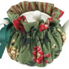 Thistledown 6 Cup Winter Green Tea Cozy - Wrap-Around