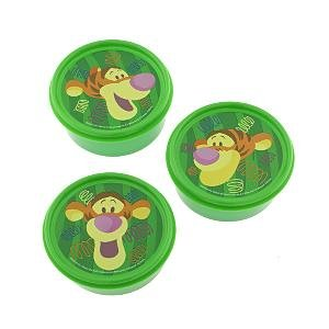 Tigger Storage Containers-3 PC Set-Disney