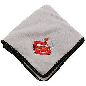 Lightning McQueen Fleece Throw Blanket from Disney