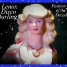 Lenox Disco Darling Figurine, Fashion of the Decades Figurine-COA