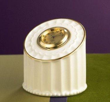 Lenox First Light-Timely Traditions Clock-Quartz Movement