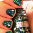 New Flormar Glitter nail polish  /GL06/  - 11ml