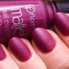 New Flormar MATTE effect nail polish  /10/  - 11ml