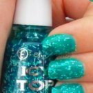 New Flormar ICE TOP Glitter effect nail polish  /3/  - 11ml