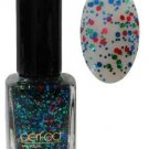 New Perfect Glitter nail polish S34 - 12ml