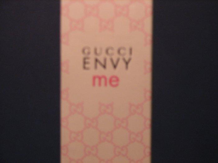 "GUCCI ""ENVY"" me  Perfume"