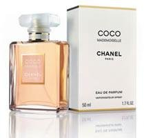 New in Box  Coco Mademoiselle EDP Perfume 50 ml. Retail $95