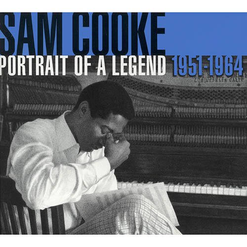 SAM COOKE Portrait Of A Legend