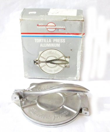Tortilla Press Aluminum