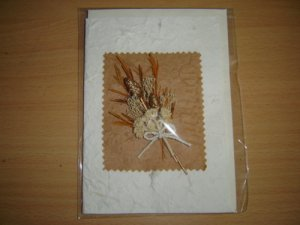 Mulberry paper card1