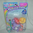 1997 MLP My Little Pony PETAL BLOSSOM + FREE BONUS Secret Surprise G2 MOC