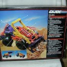 1992 GI JOE Cobra EARTHQUAKE aka Goliath # 6239 MIB OLD STORE STOCK European Box