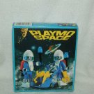KLICKY 1981 PLAYMOBIL First Issue PLAYMO SPACE LUNAR CART + ASTRONAUTS 3589 MISB