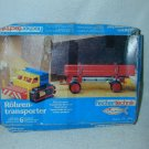1982 NEW Fischertechnik ROHRENTRANSPORT PIPE HAULER TRUCK 30450 LAST DENTED BOX