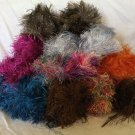 14x YARN Lot Lion Brand FUN FUR  Eyelash Fancy Tickle Whisper Ladder NEW UNUSED