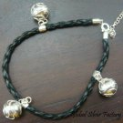 925 Silver Bali Chime Ball Bracelet CH-284-KT