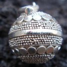 925 Sterling Silver Chime Ball Pendant 14mm CH-155-KT