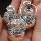 Wholesale Bulk Lot of 3 925 Silver Bali Keepsake Pendant SSB-307-GSF