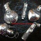 5x Wholesale Lot Mixed Style Cremation/Keepsake Pendants SSB-350-GSF