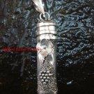 Sterling Silver Unique Design Cremation/Perfume Pendant PP-141-KT