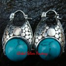 Sterling Silver Turquoise Earrings ER-635-KT